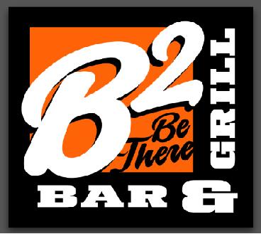 B Squared Bar & Grill Logo